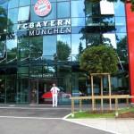 Offizieller Phlebologe des FC Bayern München